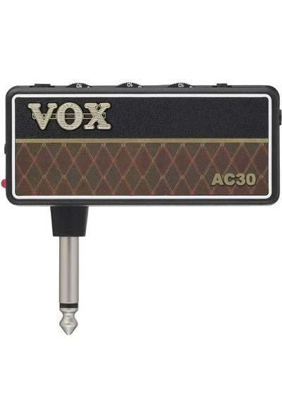 Vox Amplug 2 AC30 Guitar Headphone Amp Kulaklık Amfisi