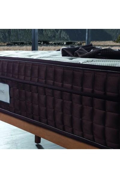 Us. Sleepıng Ultra Super Bamboo Yaylı Yatak 90 X 200