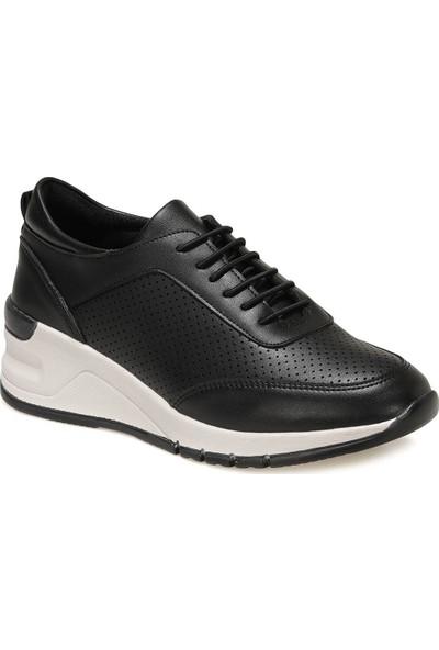 TRV1843.Z1FX Siyah Kadın Comfort Ayakkabı