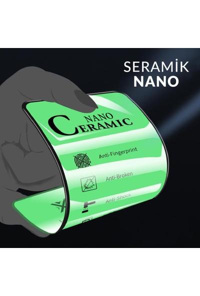 Mopal Xiaomi Redmi 9c Ceramics Nano Tam Kaplama Ekran Koruyucu
