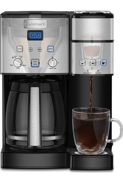 Cuisinart SS-15P1 12-Cup Filtre Kahve Makinesi (Yurt Dışından)