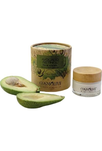 Cosmolive Avocado & Retinol Yüz Kremi 50 ml