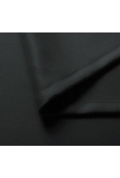 Laris Siyah Blackout Karartma Pilesiz Perde