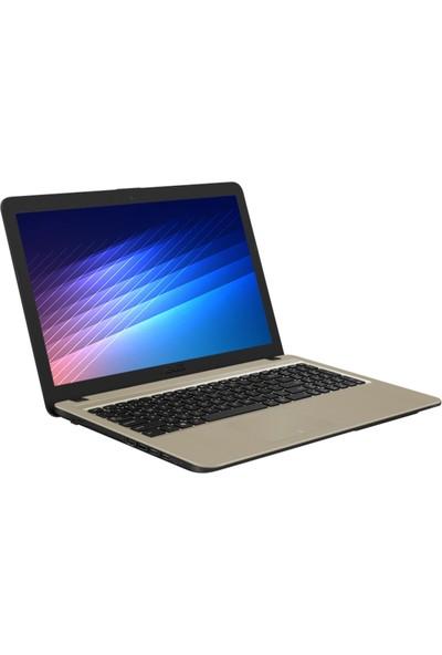 """Asus X540UA-GQ1394-S12 Intel Core I3 7020U 12GB 256GB SSD Freedos 15.6"""" Fhd Taşınabilir Bilgisayar"""