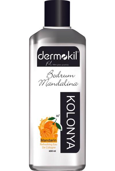 Dermokil Bodrum Mandalinası I Kolonyası 400 ml Kutulu