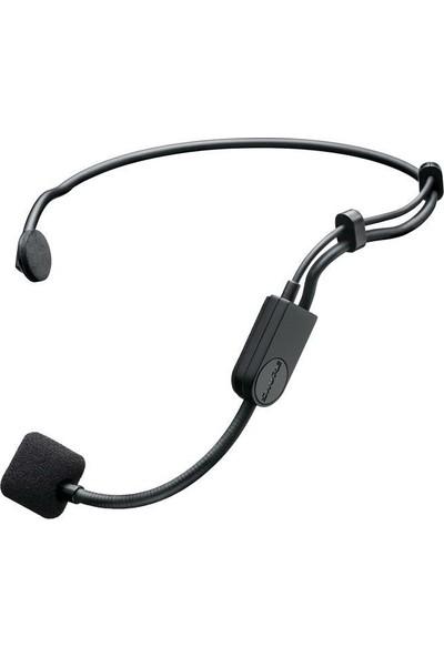 Shure PGA31-TQG Headset Kondansatör Mikrofon