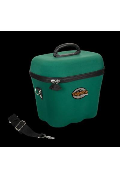 Telestoıçecek Soğutucu ve Taşıma Çantası Yeşil- (Buz Kartuşlu)