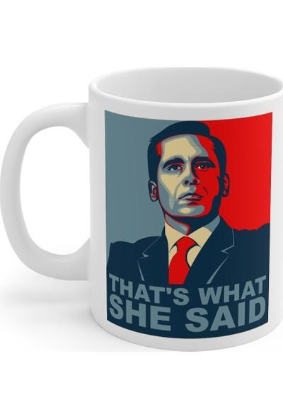 Mugs & Gift The Office Michael Scott Thats What She Said
