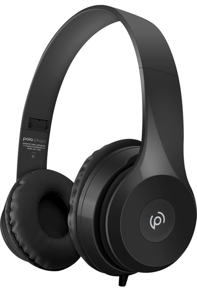 Polosmart FS26 Kablolu Kulaküstü Kulaklık