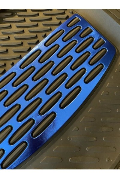 Yekoto Bmw 4 Serisi (13-18) Extra Derin Havuzlu 3D Mavi Paspas