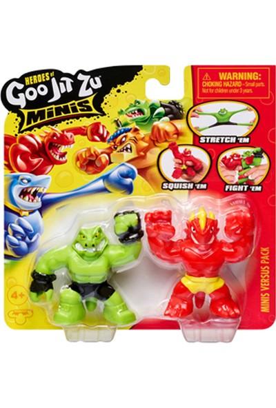 Goojitzu Minis Balazagon-Rock Jaw S1-41122 2'li
