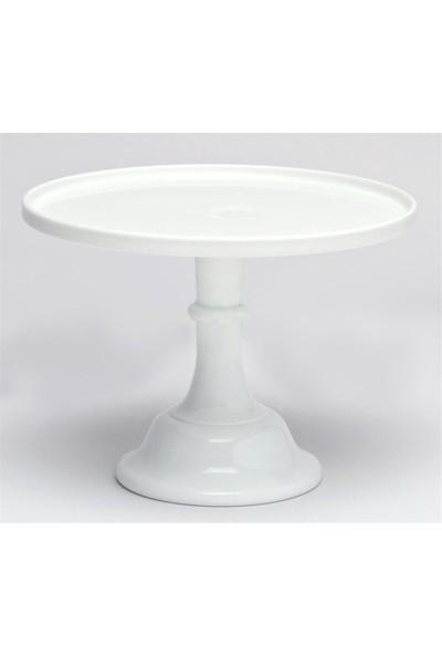 Melamin Pasta Standı - Beyaz