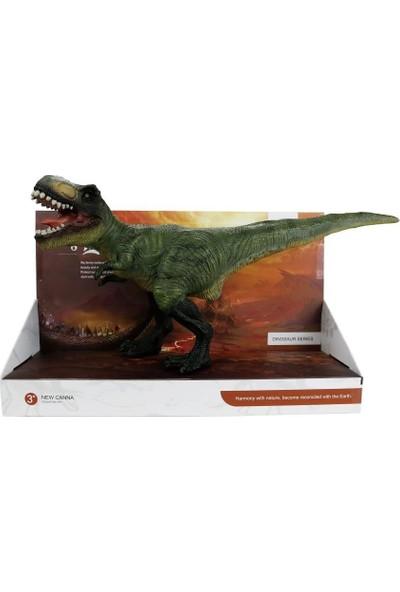 Mega Oyuncak Yeşil Dinazor Figür T-Rex