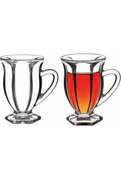 Perotti Ottovia 6'Lı Kahve Yanı&Çay Bardağı