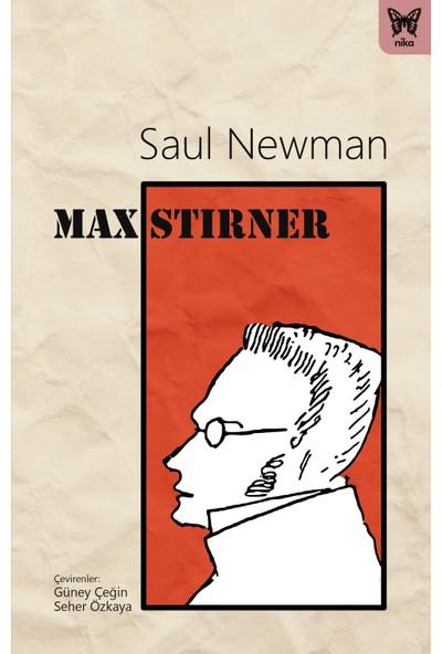 Max Stirner - Saul Newman