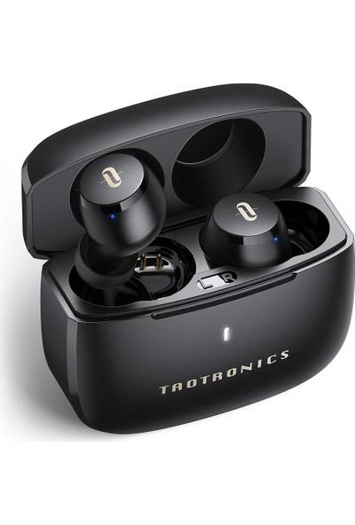 TaoTronics Soundliberty 97 Şarj Kılıflı Bluetooth Kulaklık cVc 8.0 Gürültü Engelleme aptX IPX7 29 Saat Müzik