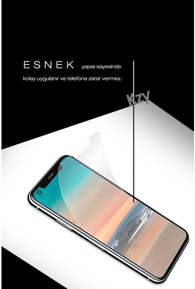 KZY Samsung Galaxy M21 Nano Ekran Koruyucu Esnek Cam