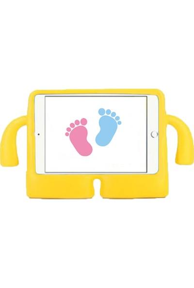 Samsung Galaxy Tab A7 2020 (SM-T500 T505 T507) 10.4 Inç Çocuklar Için Standlı Silikon Tablet Kılıfı
