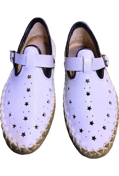 Marateks Unisex Postal, Edik, Kelik, Yemeni, Deri Ayakkabı, Karadağ Çarığı