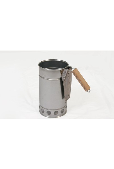 Yapıcıoğlu Galvaniz Mangal Ateşleme Bacası Kömürmatik