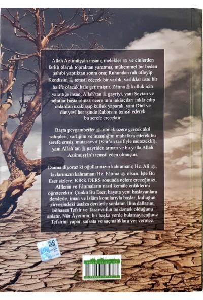Kırk Derste Tasavvuf - Ali Ihsan Türcan