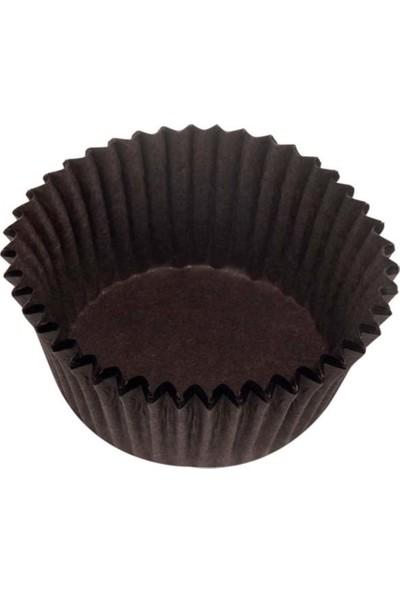 Bens Cupcake Kapsül Kahverengi No:1 30X23 mm