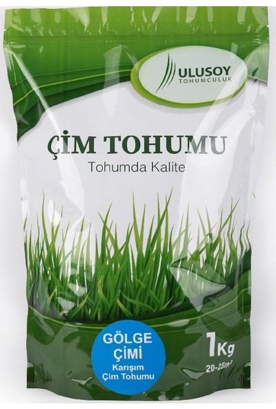 Ulusoy Tohumculuk Shadow Grass Gölge Çimi