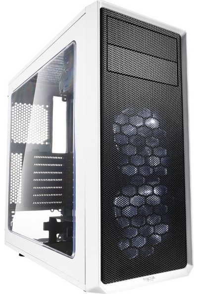 Fractal Design Focus G Beyaz Bilgisayar Kasası (Fd-Ca-Focus-Wt-W)