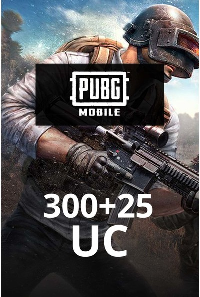 Pubg Mobile 325 Uc