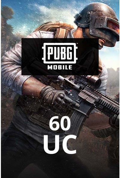 Pubg Mobile 60 Uc