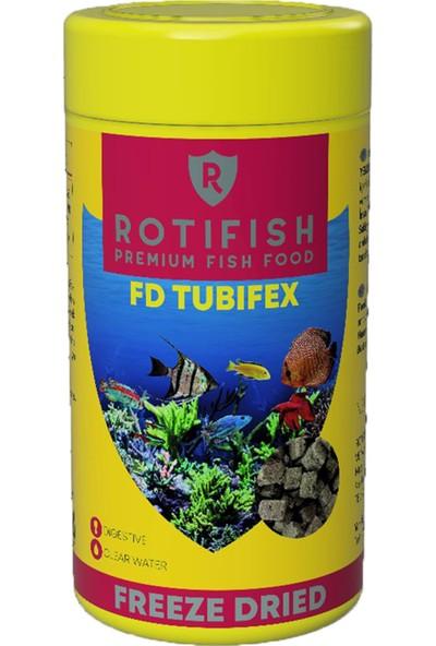 Rotifish Fd Tubifex 100 ml 7 Gr. 12'li Balık Yemi