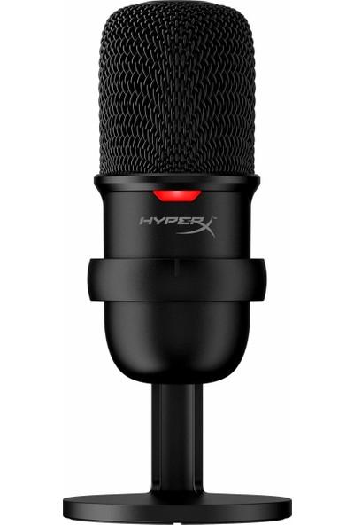 Hyperx Solocast - USB Kondenser Oyun Mikrofonu (Yurt Dışından)