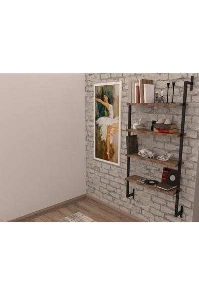 Sensa Kitaplık Metal Duvar