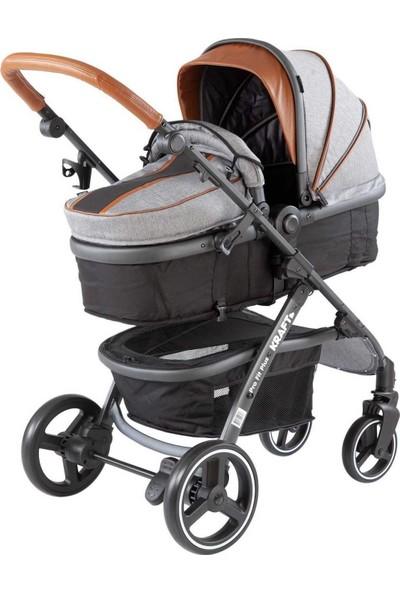 Kraft Pro Fit Plus Travel Sistem Bebek Arabası