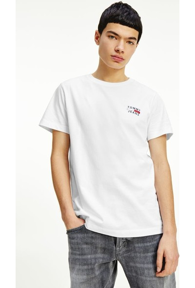 Tommy Hilfiger DM0DM10099.YBR Erkek T-Shirt