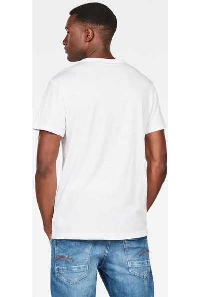 G-Star Raw D08512.8415.110 Erkek T-Shirt