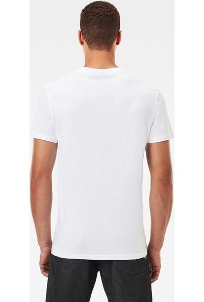 G-Star Raw D14143.336.110 Erkek T-Shirt