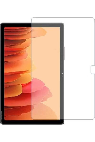 Dafoni Samsung Galaxy Tab A7 10.4 (2020) Tempered Glass Premium Tablet Cam Ekran Koruyucu