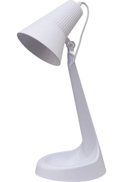 Ack Beyaz Renk Pc Masa Lambası AA90-00329