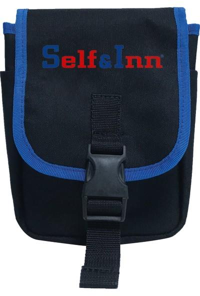 Self-Inn Üstten Kapaklı Bel Tipi Bez Alet Çantası