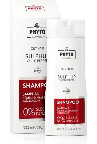 Phyto Complex Ahl Kükürt & Kırmızı Biber Şampuan, 300 ml
