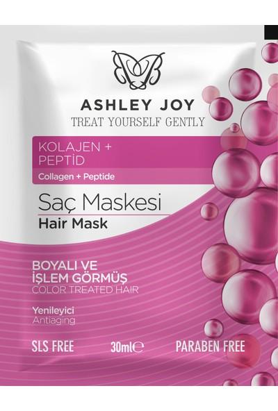Ashley Joy Saç Maskesi Yenileyici 30 ml