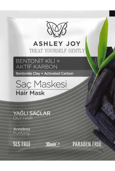 Ashley Joy Saç Maskesi Arındırıcı 30 ml