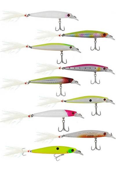 Wily Pearly 70MM 5.2gr Maket Balık