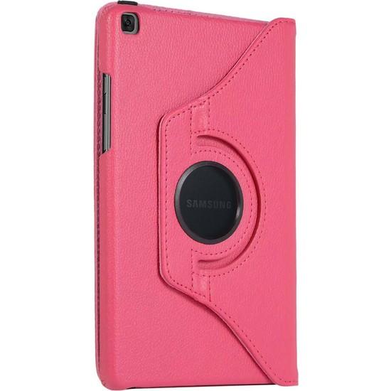 Samsung Galaxy Tab A Uyumlu 10.1 Inç (SM-T510-T515-T517) 360 Derece Dönebilen Tablet Kılıfı