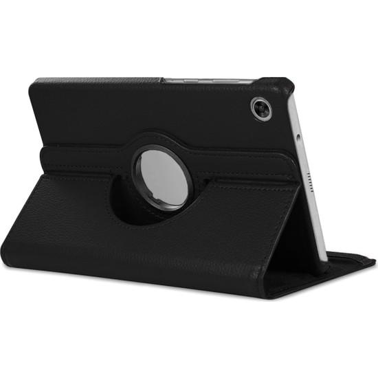 Lenovo Tab M10 Hd (2.nesil) TB-X306F Kılıf Dönebilen Standlı Tablet Kılıfı