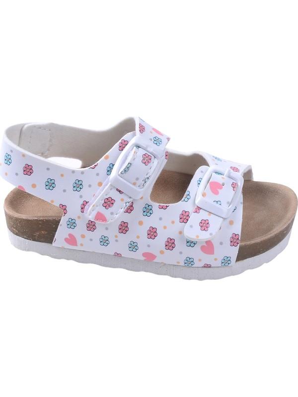 Vicco 321.20Y.363 Last Günlük Kız Çocuk Sandalet Terlik