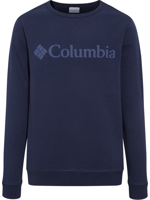 Columbia M Columbia Logo Erkek Sweatshirt CS0091