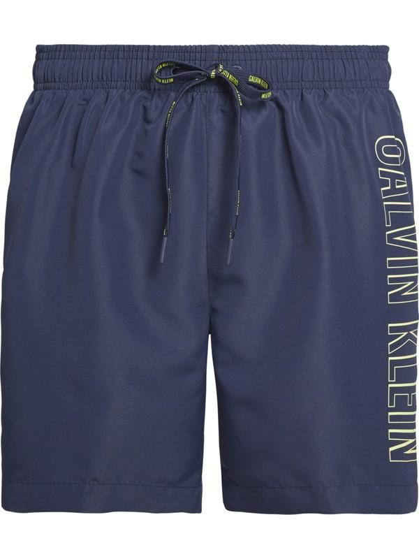 Calvin Klein KM0KM00291 Mavi Erkek Mayo Şort
