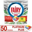 Fairy Platinum Plus Bulaşık Makinesi Deterjanı Kapsülü 50'li